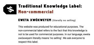 Scowlitz non-commercial